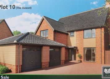 Thumbnail 4 bedroom detached house for sale in Nightingale Close, Melton, Woodbridge