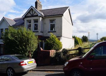 Thumbnail 3 bed end terrace house for sale in Graig Isaf, Aberdare