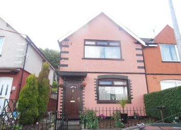 Thumbnail 3 bed end terrace house for sale in Graig Terrace, Abercwmboi, Aberdare
