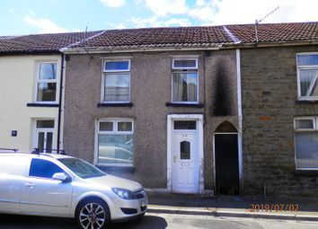 3 bed terraced house for sale in Eirw Road, Porth, Rhondda Cynon Taff. CF39