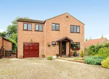 Thumbnail 4 bed detached house for sale in Thormanby, York