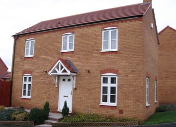 Thumbnail 3 bed detached house to rent in Ashford Close, Hadley, Telford