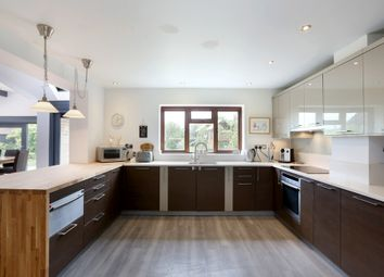 Thumbnail 4 bed detached house for sale in Kidmore End, Reading