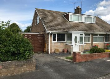 Thumbnail 3 bed semi-detached bungalow for sale in Greencroft, Redcar