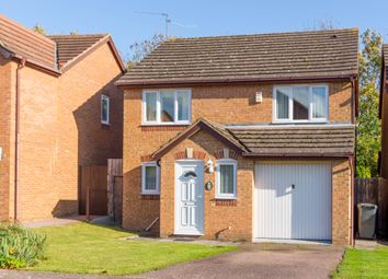 4 bed detached house for sale in Hatfield Close, Wellingborough NN8