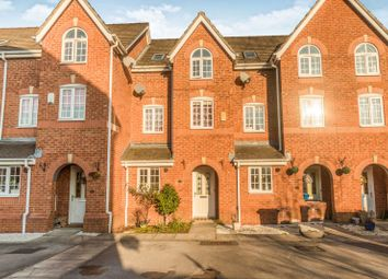 Thumbnail 3 bedroom town house to rent in Farrier Close, Sale