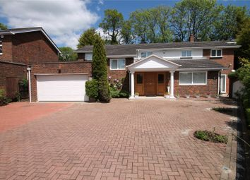 Thumbnail 4 bed detached house for sale in Hive Close, Bushey Heath, Hertfordshire