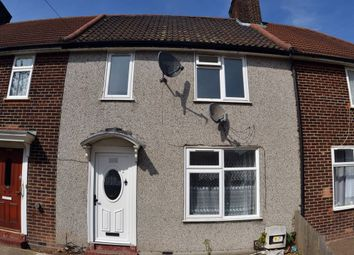 Thumbnail 3 bed terraced house to rent in Goresbrook Road, Dagenham