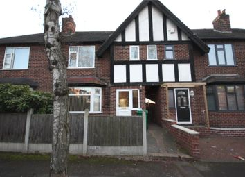 Thumbnail 3 bed terraced house for sale in Westbury Road, Nottingham, Nottinghamshire