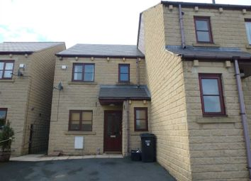 Thumbnail 3 bed semi-detached house to rent in Bradley View, Holywell Green, Halifax
