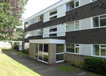Thumbnail 2 bed flat to rent in Whetstone Close, Farquhar Road, Edgbaston, West Midlands