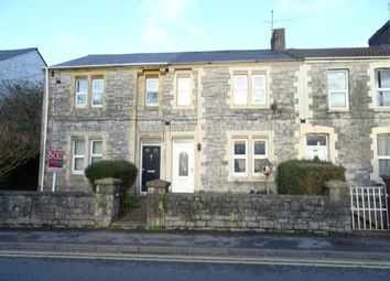 Thumbnail 2 bed terraced house to rent in Cowbridge Road.., Bridgend