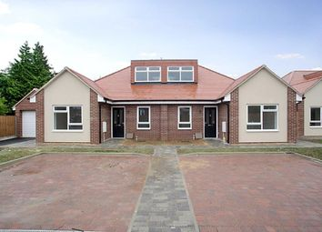 Thumbnail 3 bed semi-detached bungalow for sale in St. Lukes Close, Luton