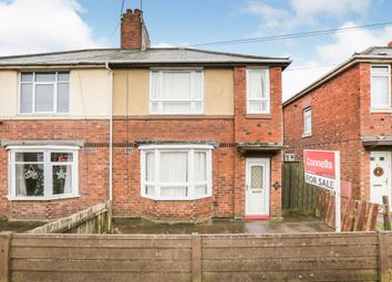 Thumbnail 3 bed semi-detached house for sale in Lawley Road, Bilston