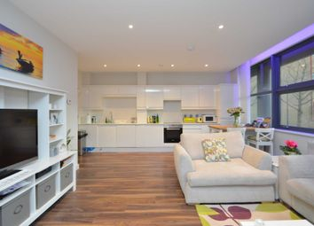 Thumbnail 2 bed flat to rent in South Row, Milton Keynes