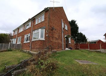 Thumbnail 3 bed semi-detached house for sale in Bryn Rhedyn, Southsea, Wrexham, Wrecsam