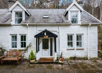 Thumbnail 2 bed semi-detached house for sale in The Pole Cottages, Invermoriston, Inverness