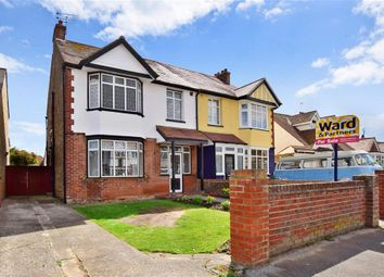 Thumbnail 4 bed semi-detached house for sale in Wellis Gardens, Margate, Kent