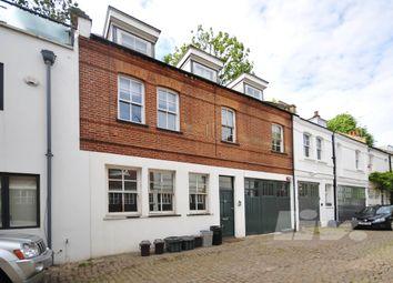 Thumbnail 5 bed terraced house to rent in Belsize Court Garages, Belsize Lane, Belsize Park