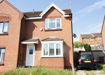 3 bed semi-detached house for sale in Columbine Road, Leicester, Bedfordshire LE5