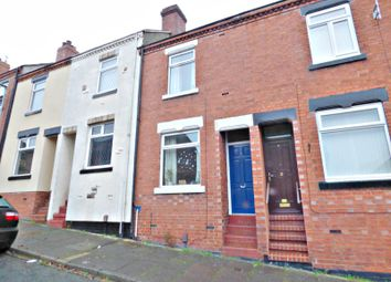 Thumbnail 2 bed property to rent in Lynam Street, Penkhull, Staffordshire