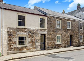 Thumbnail 2 bed terraced house to rent in Cross Street, Camborne