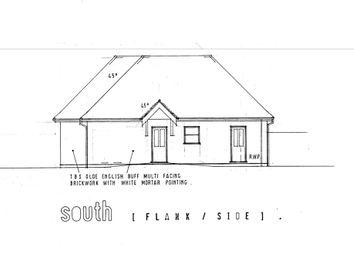 Thumbnail 2 bed semi-detached bungalow for sale in Plot 2, Hamilton Close, South Walsham, Norwich