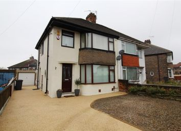 Thumbnail 3 bed semi-detached house for sale in Galloway Lane, Pudsey