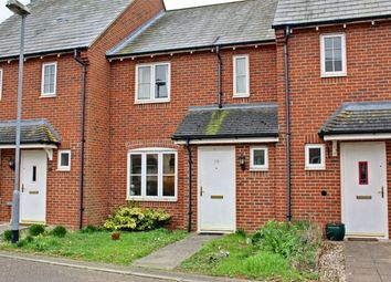 Thumbnail 2 bedroom terraced house for sale in Pyrecroft, Lower Cambourne, Cambourne, Cambridge