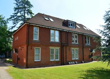 Thumbnail 2 bed flat to rent in Upper Park Road, Camberley