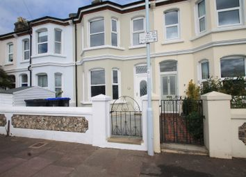 Thumbnail 4 bed terraced house to rent in Southcourt Road, Broadwater, Worthing