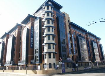 Thumbnail 3 bedroom flat to rent in Charter House, Canute Road, Southampton