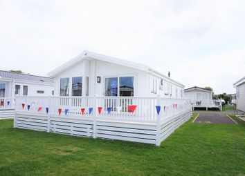 Thumbnail 2 bed lodge for sale in Faversham Road, Whitstable