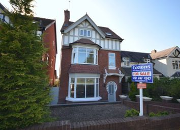 Thumbnail 5 bed detached house for sale in Harborne Road, Bearwood, Smethwick