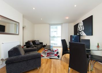 Thumbnail 1 bed flat for sale in Lanterns Court, Cobalt Point, Canary Wharf