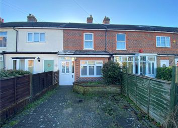Thumbnail 2 bed terraced house for sale in Park Way, Havant, Hampshire