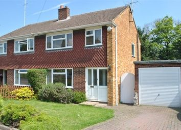 Thumbnail 3 bed property to rent in Wroxham Way, Harpenden