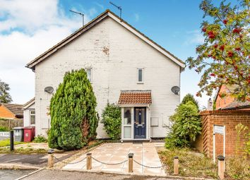 Thumbnail 1 bedroom semi-detached house for sale in Dovecote Road, Reading