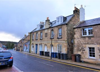Thumbnail 1 bed flat for sale in Main Street, Gorebridge