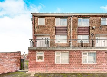 Thumbnail 2 bed flat for sale in Byron Close, Choppington