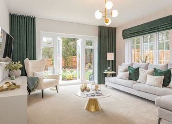 """Thumbnail 4 bedroom detached house for sale in """"Oatvale"""" at Chaloner Way, Newmarket"""