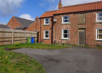 Thumbnail 2 bed semi-detached house for sale in Waterloo Street, Market Rasen