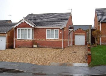 Thumbnail 2 bed bungalow for sale in Woodside, Branston, Lincoln, Lincolnshire
