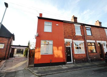 Thumbnail 3 bedroom end terrace house for sale in Langley Street, Basford (S-O-T), Stoke-On-Trent