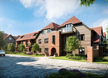Kirkeby Court, Awbridge, Romsey, Hampshire SO51. 2 bed flat for sale