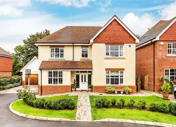 Thumbnail 5 bed detached house for sale in Fairfield Close, Edenbridge, Kent