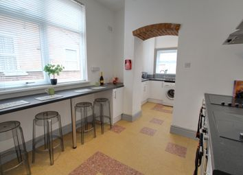 Thumbnail 4 bed town house to rent in Glenfield Road, Western Park, Leicester