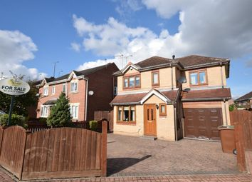 Thumbnail 3 bed detached house for sale in Keats Close, Pontefract