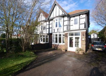 Thumbnail 3 bed semi-detached house for sale in Preston New Road, Blackpool, Lancashire