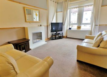 Thumbnail 2 bedroom flat for sale in Main Street, Thornliebank, Flat 1/1, Glasgow
